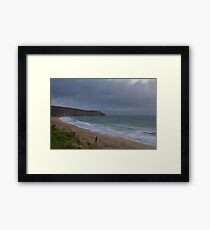 Praa Sands Framed Print