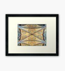 Gothic Art & Architecture Framed Print