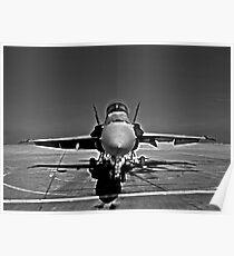 F 18 Hornet Poster