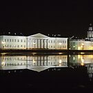 Night City on River II by cishvilli