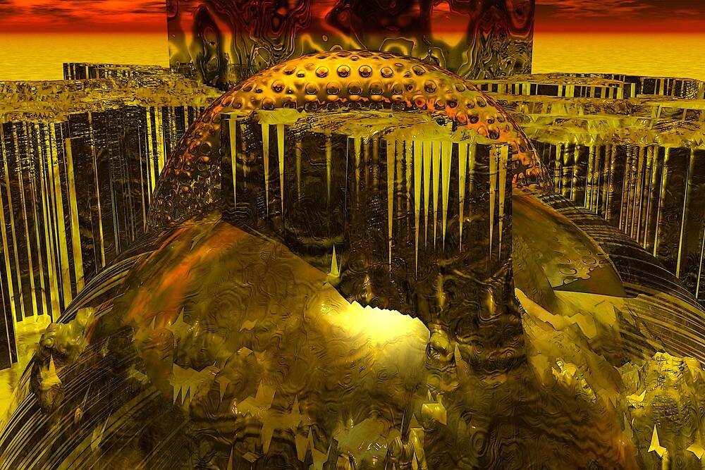 The Outbreak by Benedikt Amrhein