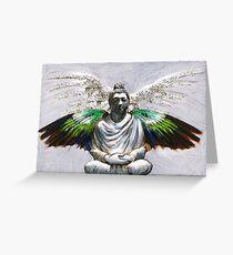 Buddha Greeting Card