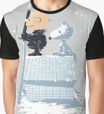 WINTER PEANUTS Graphic T-Shirt