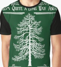 No. 1 The Larch Graphic T-Shirt