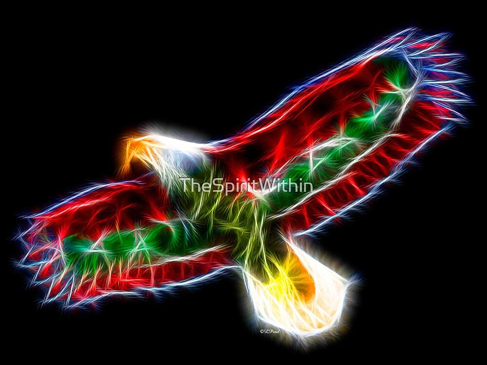 """Medicine Wheel Totem Animals by Liane Pinel- Thunderbird ... - photo#35"