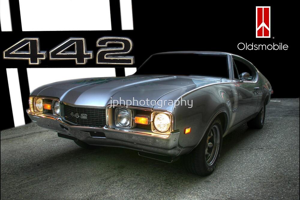 1968 Cutlass 442 (Horizontal) by jphphotography