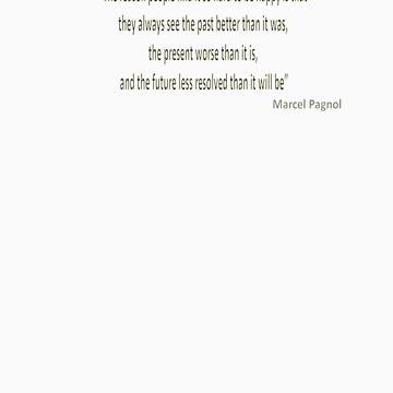 """The reason people find it so hard to be happy"" by PaprikaFaa"