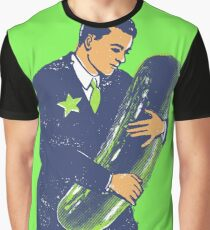 Hold The Pickle - American Oddities #3 Graphic T-Shirt