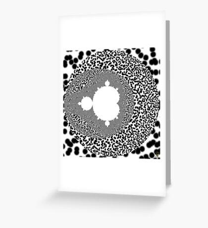 Untitled VII Greeting Card