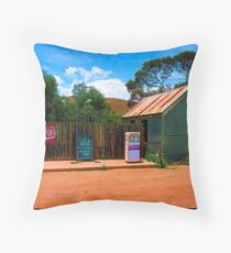 WINNING ENTRY BY RONALD ROCKMAN Throw Pillow