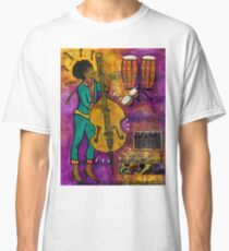 That Sistah on the Bass T-Shirt Classic T-Shirt