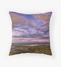 Comet Lovejoy at Terrigal Throw Pillow