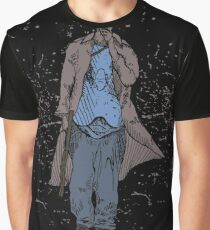 Omar Don't Scare Graphic T-Shirt