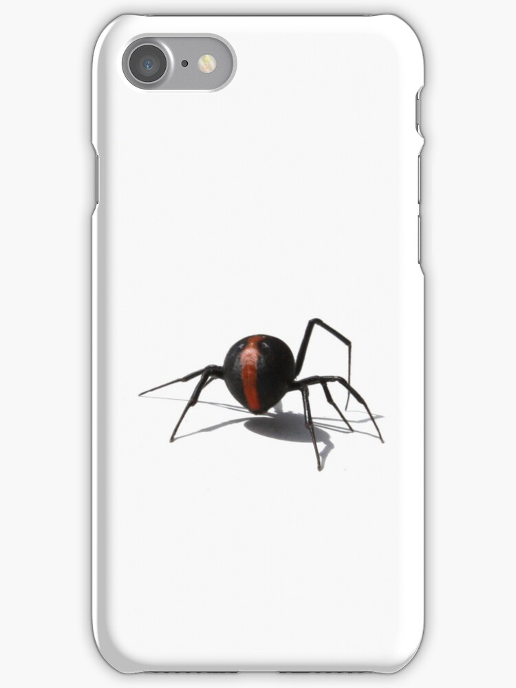 Redback iPhone Cover by Bami