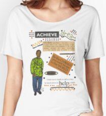 Achieve T-Shirt Women's Relaxed Fit T-Shirt