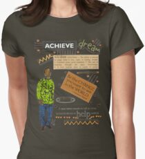 Achieve T-Shirt Womens Fitted T-Shirt