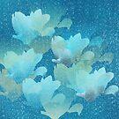 Frozen flowers by Marlies Odehnal