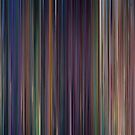 Moviebarcode: The Little Mermaid (1989) by moviebarcode