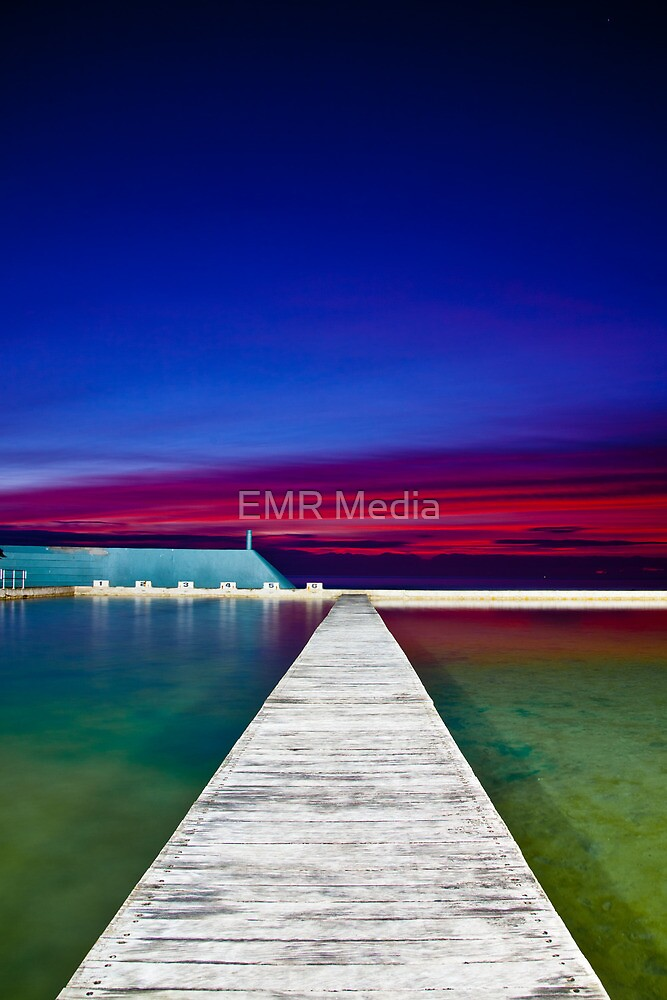Colour Filled Sunrise by RGA Photography