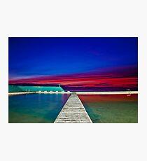 Colourful Sunrise Photographic Print