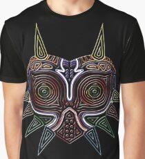 Ornate Majora's Mask Graphic T-Shirt