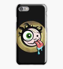 Crazy Boy iPhone iPhone Case/Skin