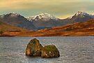 Arklet Rocks (2) by Karl Williams