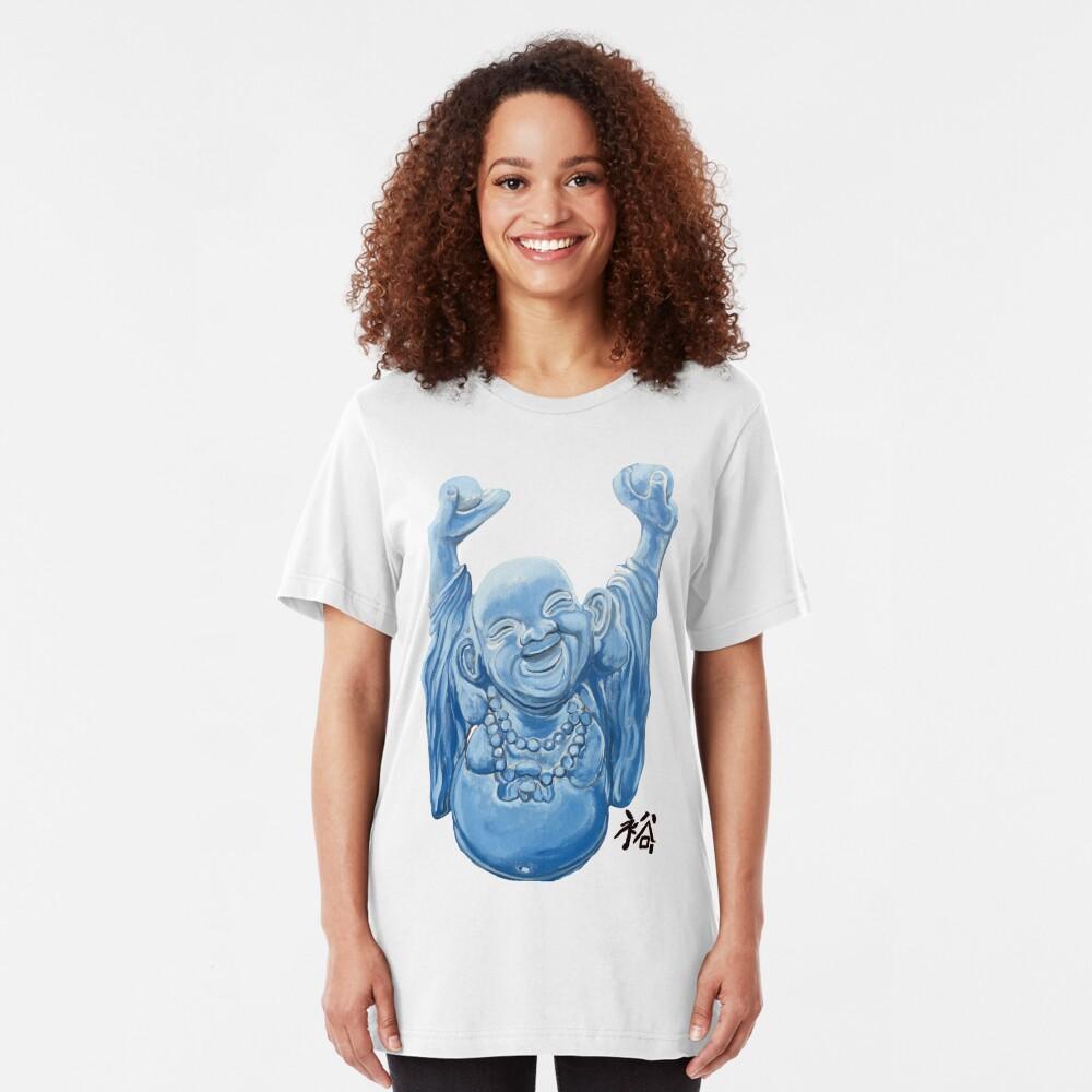 Abundance Buddha Slim Fit T-Shirt