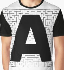 A-Maze-ing Graphic T-Shirt