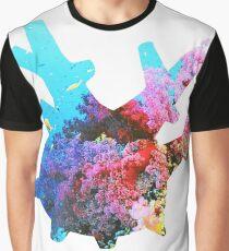 Corsola used Brine Graphic T-Shirt