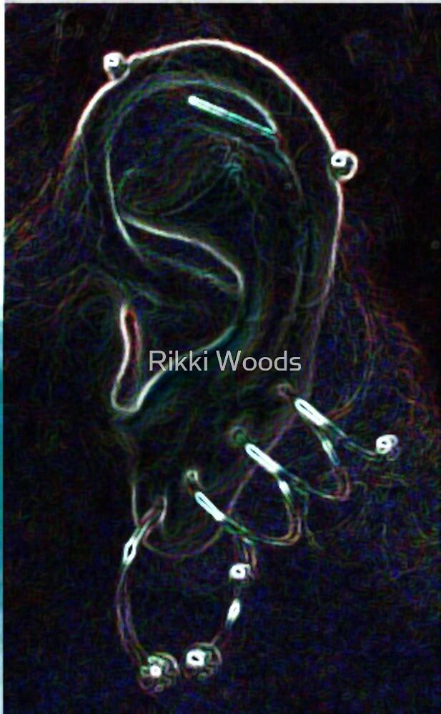 Pierced by Rikki Woods