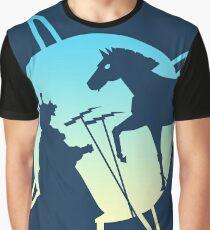 The Battle For Greendalia Graphic T-Shirt