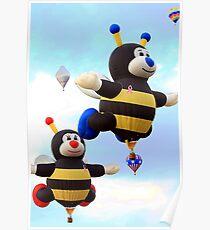 Reno Balloon Races #4 Poster