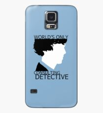 World's Only Consulting Detective Case/Skin for Samsung Galaxy