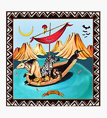 Voyagers by Ro London - Menagerie Collection Photographic Print