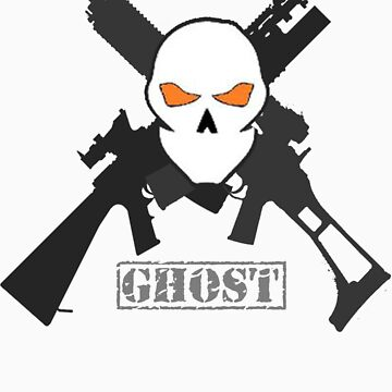 G.H.O.S.T. Bad to the bone by d34dg0d