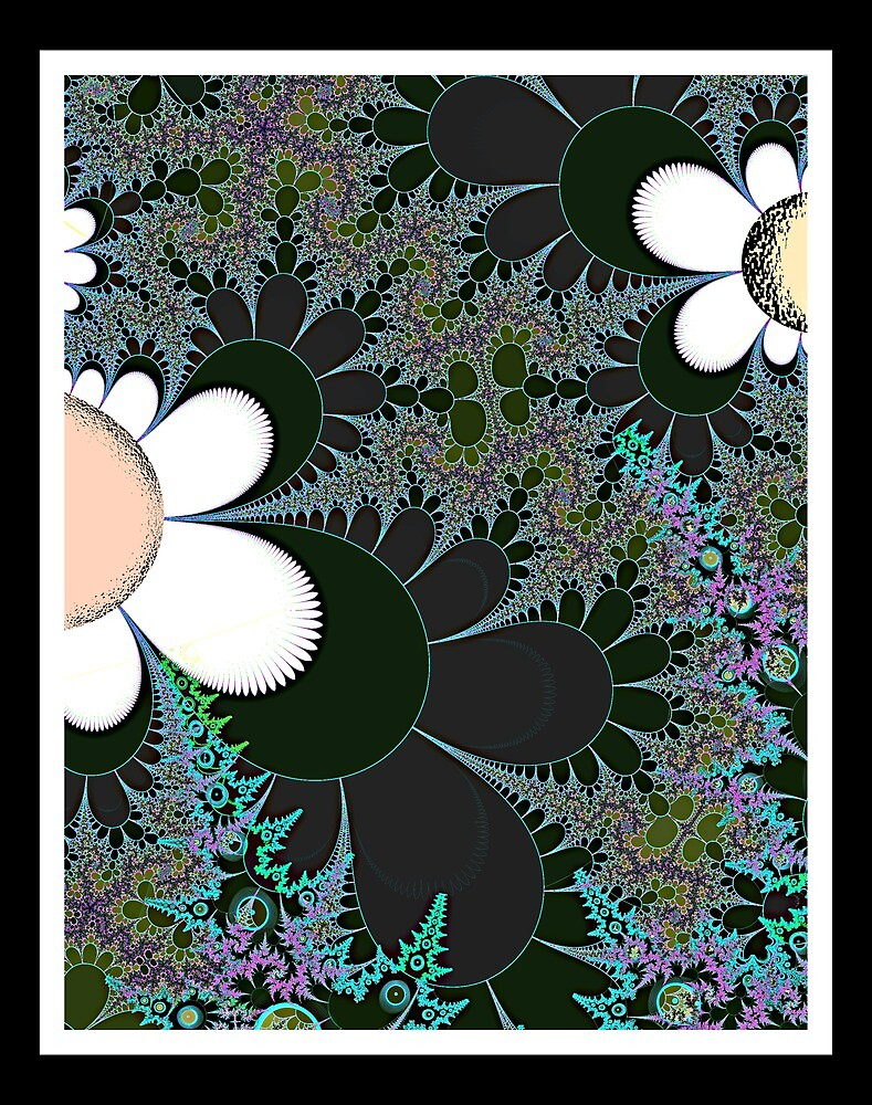 Flower Garden by blacknight