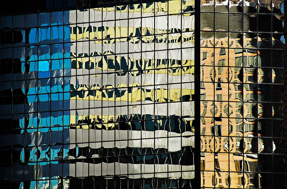 Denver reflection 14 by luvdusty