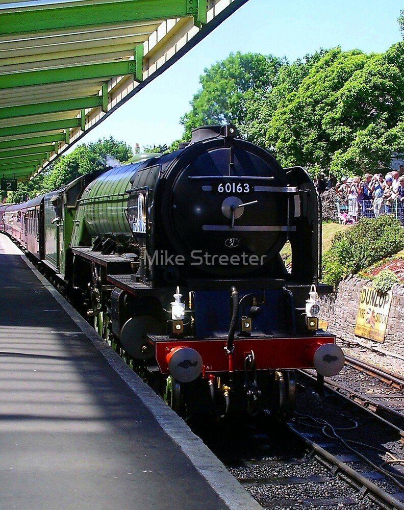 Tornado at Swanage by Mike Streeter