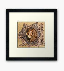 Morgana Framed Print