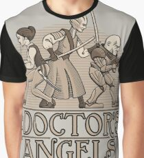 The Doctor's Angels Graphic T-Shirt