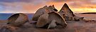 Remarkable Rocks Sunset, Kangaroo Island, South Australia by Michael Boniwell