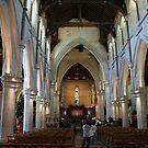 Christchurch Cathedral by John Dalkin