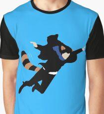 The Reichenbach Raccoon Graphic T-Shirt