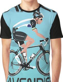 Mark Cavendish Graphic T-Shirt