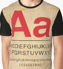 Helvetica Graphic T-Shirt