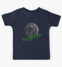Th13teen - Alton towers Kids Tee