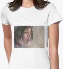 Matilda - Leon - The Professional - Natalie Portman Women's Fitted T-Shirt