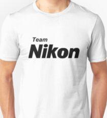 Team Nikon! T-Shirt