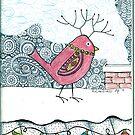 Reinbird by MarikaMakes